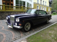 Ретро автомобиль Bentley S3 Continental 1963 год